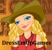 Country Music Star Dressup