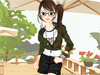 Campus Girl Dressup